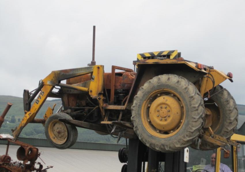 Massey Ferguson Industrial Backhoe Parts : Massey ferguson industrial