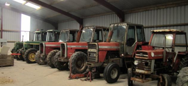 Tractor Breakers, Tractor Parts Tractors for Sale, Martin ...