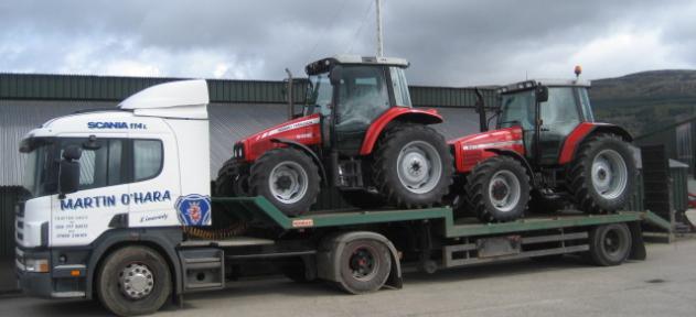 Tractor Breakers, Tractor Parts Tractors for Sale, Martin